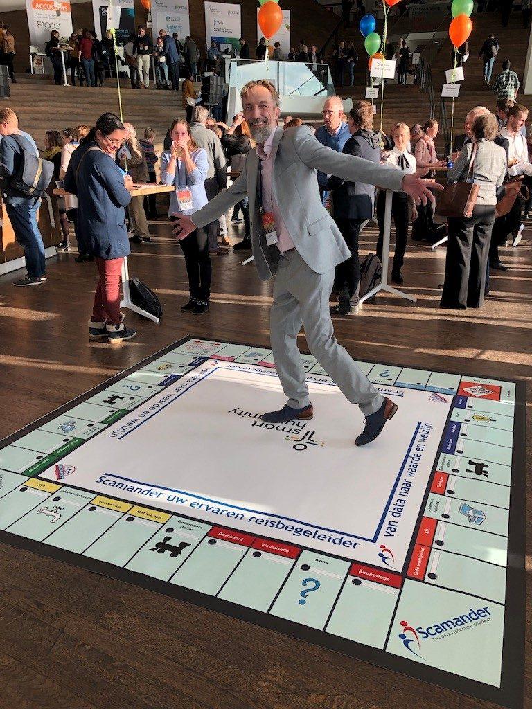 Datapoly: spelenderwijs inspiratie opdoen voor het nut en de noodzaak van integraal datamanagement