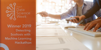 Hackathon Dutch Sciences week_header image