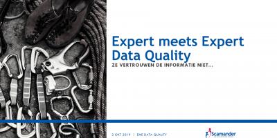 3 oktober 2019 _ EME DATA QUALITY
