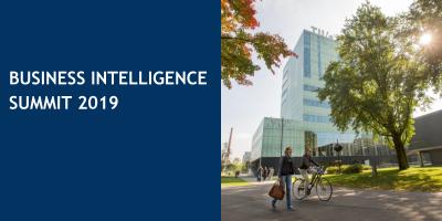 Business Intelligence Summit TUe