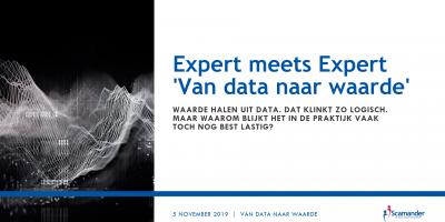 EME Van data naar waarde