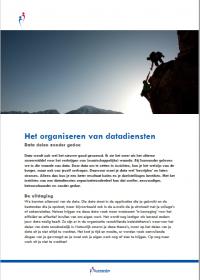 Image Scamander e-paper - het organiseren van datadiensten